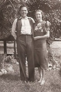 Marjorie Marie Margie <i>Hughes</i> Weston