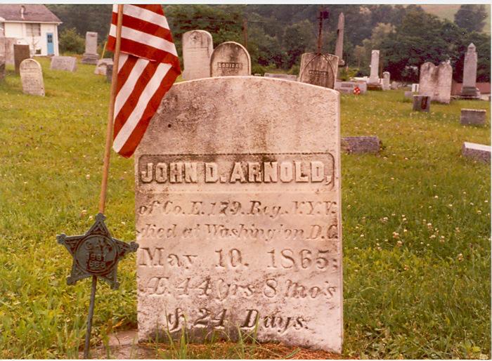 John Dennison Arnold