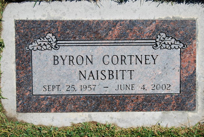 Byron Cortney Naisbitt