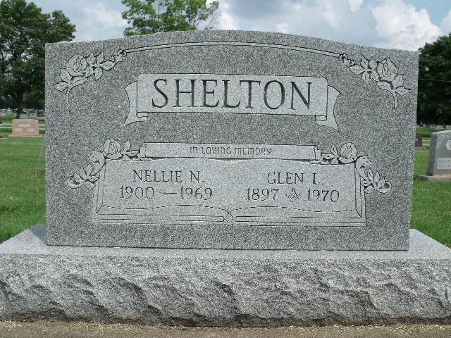 Nellie N <i>Simpson</i> Shelton