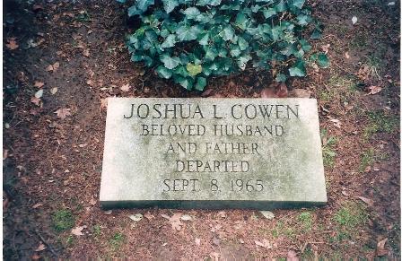 Joshua Lionel Cowen