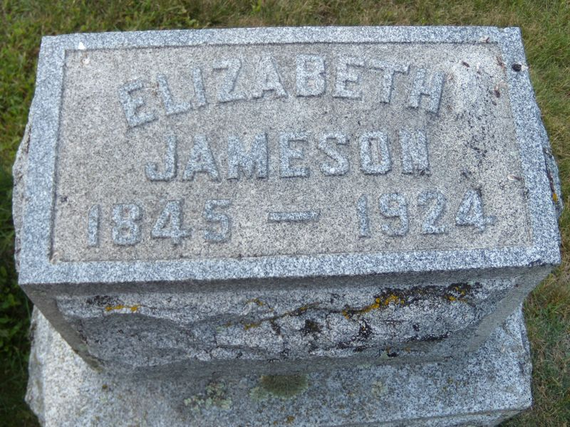 Elizabeth Jameson
