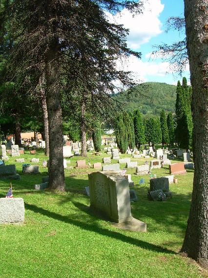 Eulalia Cemetery