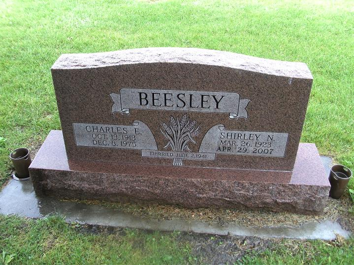Shirley Arvilla Nelson Beesley (1923-2007) - Find A Grave Memorial