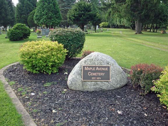 Maple Avenue Cemetery