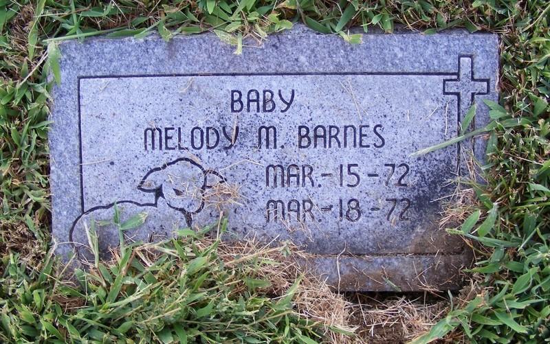 Melody Michele Barnes