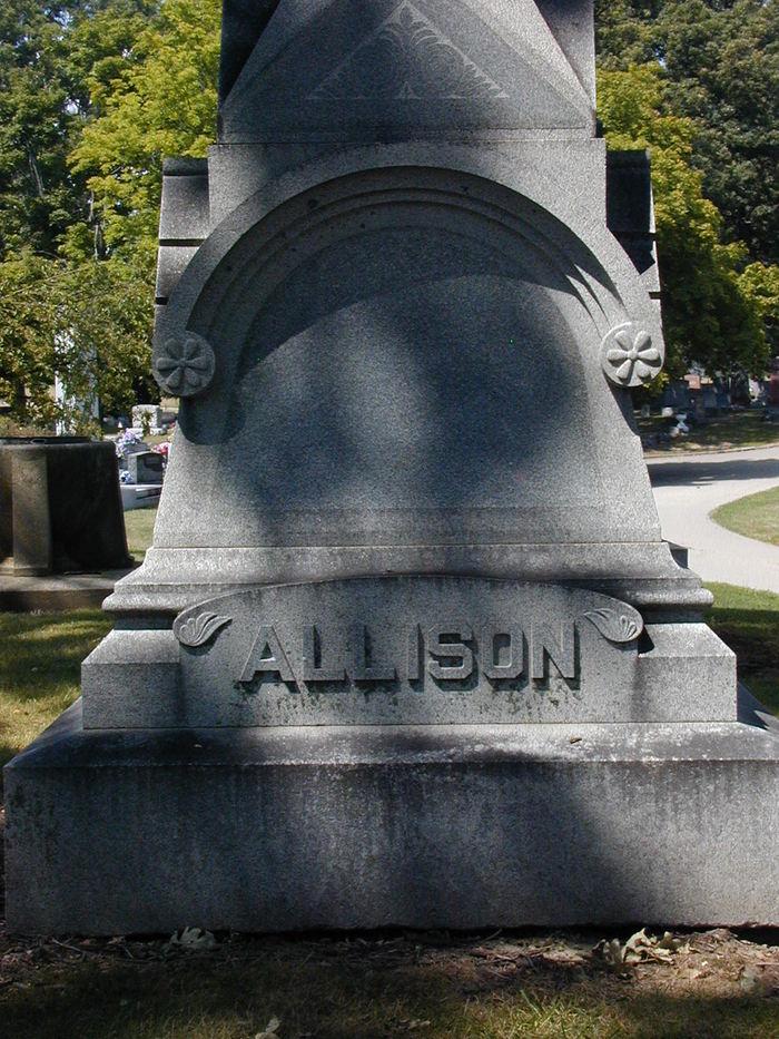 Robert Burns Allison