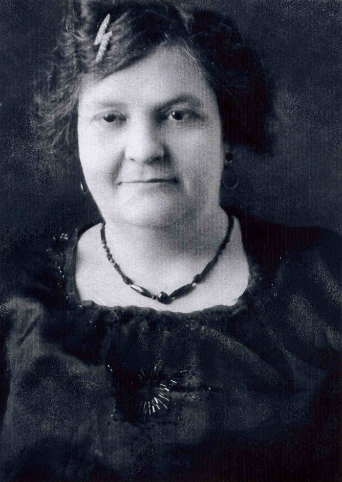 Mary Edith <i>Aull-McBride</i> Stinnett