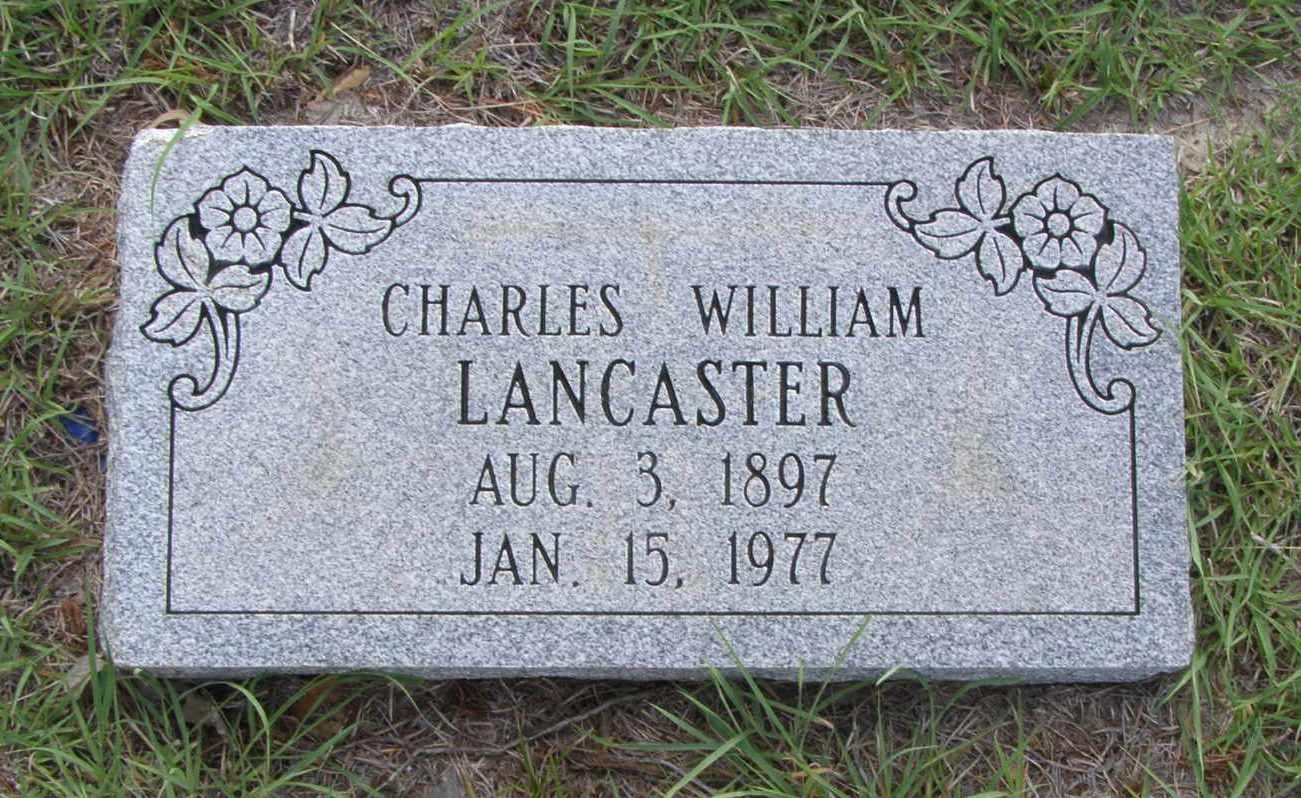 Charles William Lancaster