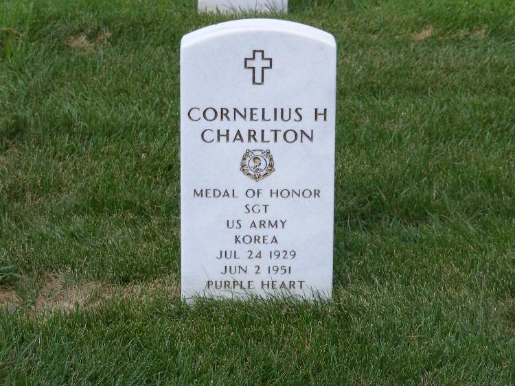 Cornelius H Charlton