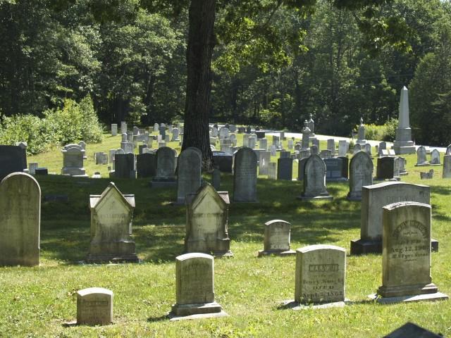 Center Lincolnville Burying Ground