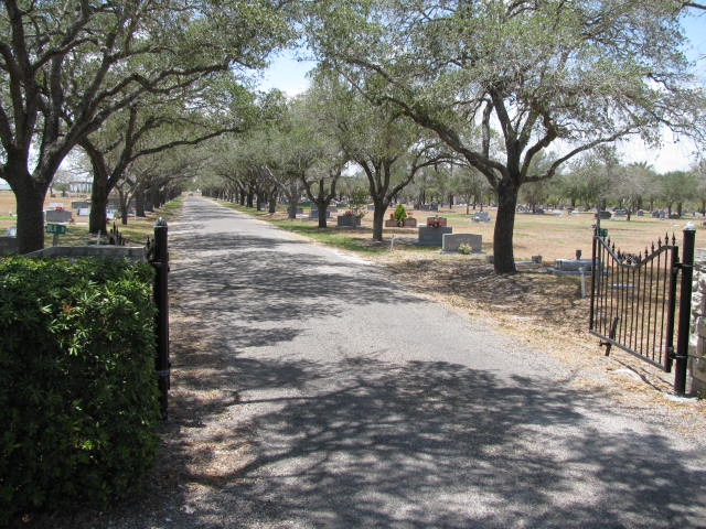Sinton Cemetery