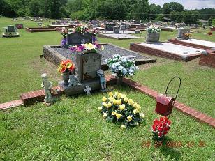 Iron City Cemetery