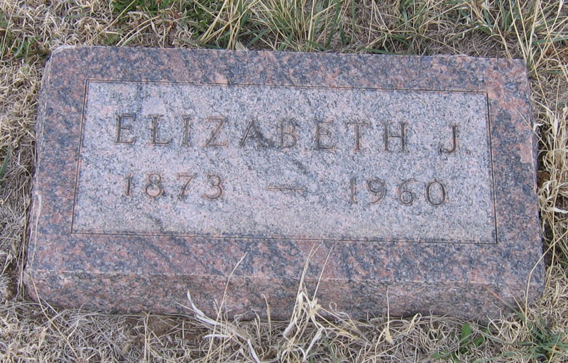 Elizabeth Jane <i>Pierce</i> Cole