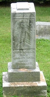 john mough 1829 1899 find a grave memorial