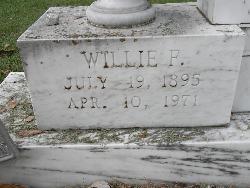 Willie Franklin Johnson