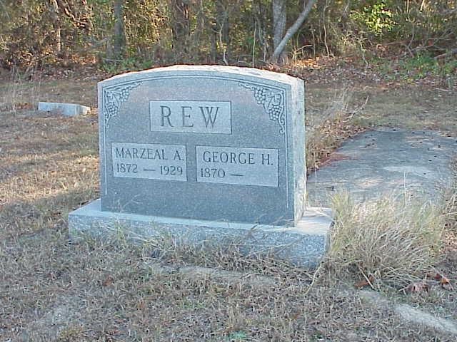 George Harry Rew