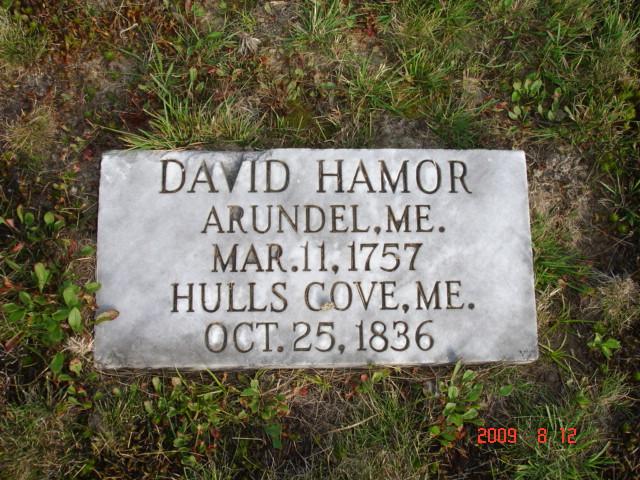 David Hamor