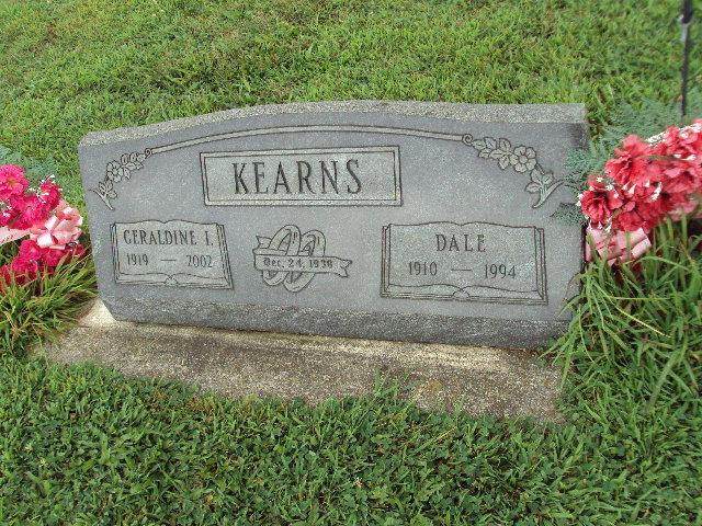 Geraldine Irene Jerry <i>Jay</i> Kearns