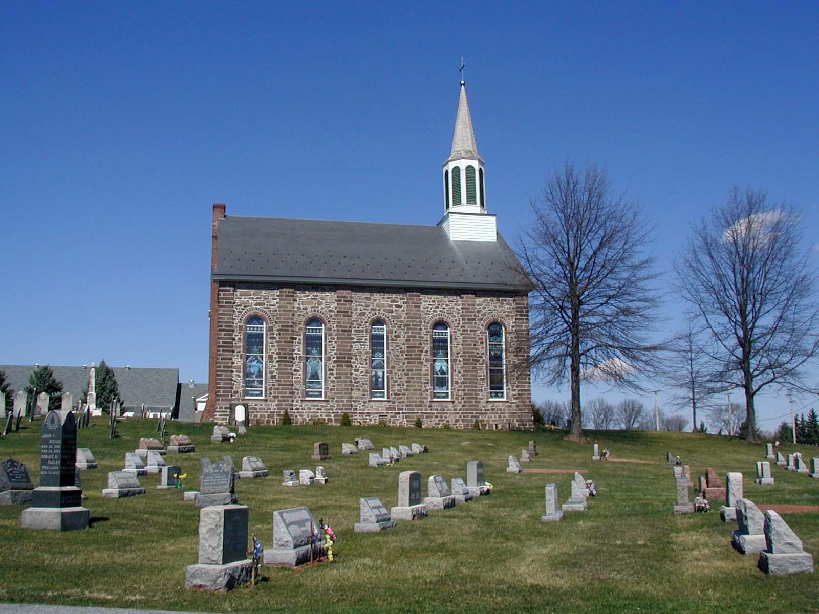 New Hanover Lutheran Cemetery In Gilbertsville Pennsylvania Find