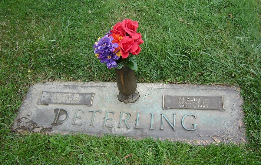 Grace Marie <i>Salyerds</i> Deterling