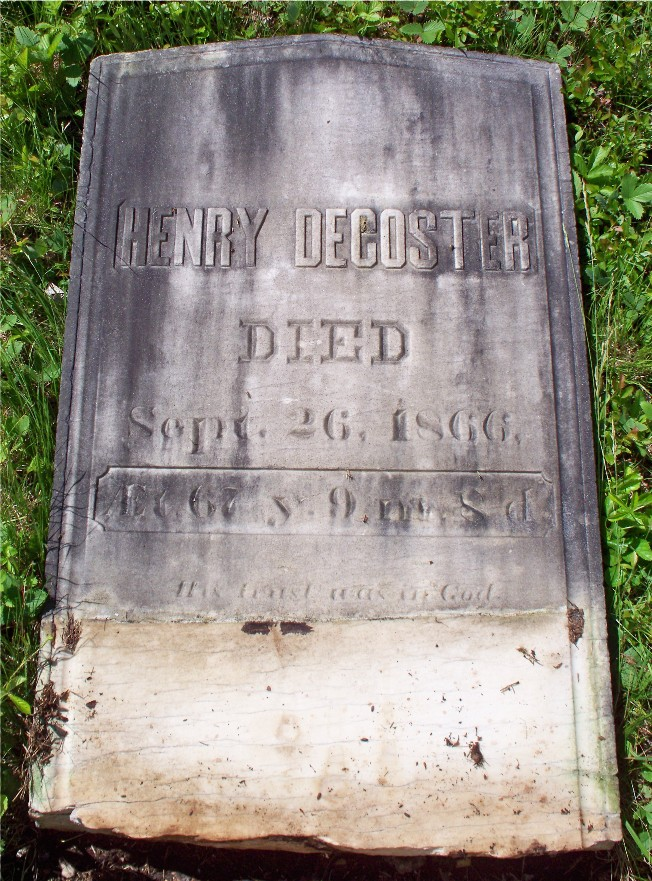 Henry Decoster
