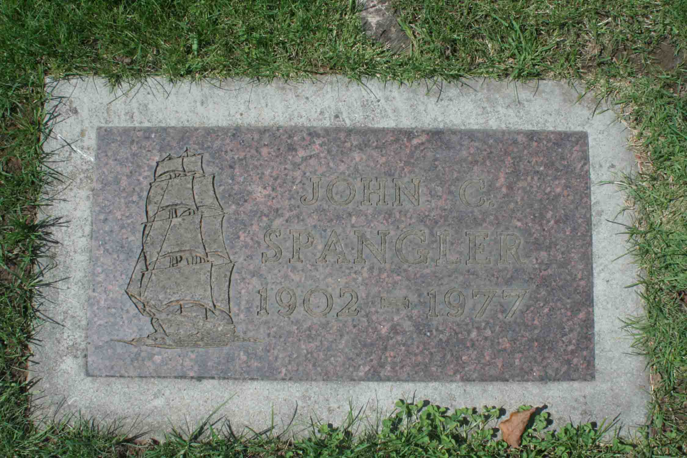 John Carl Spangler