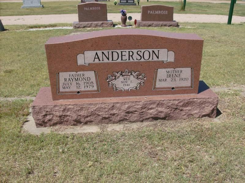 Raymond Anderson