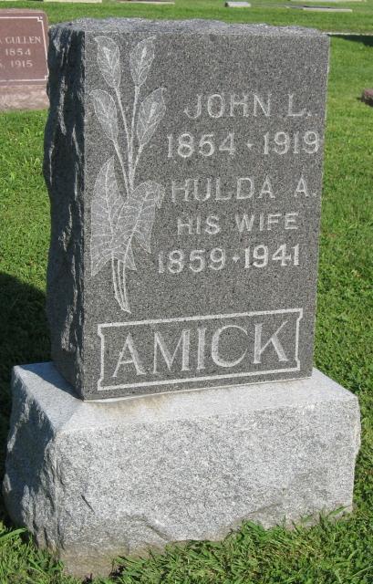 John Leonard Len Amick