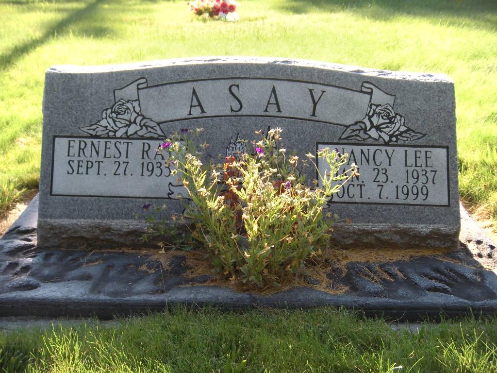 Nancy Lee <i>Mandeville</i> Asay
