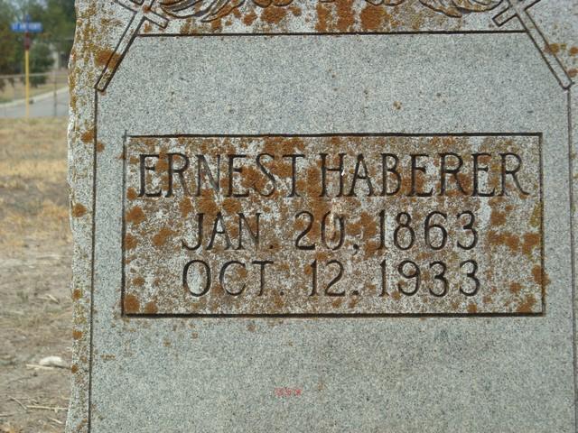 Ernest Haberer