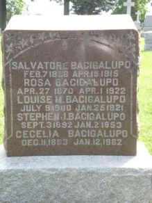 Cecelia Sadie <i>Maggioncalda</i> Bacigalupo