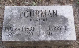 Thelma <i>Inman</i> Fourman