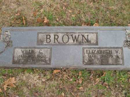 Mrs Elizabeth <i>Wells</i> Brown