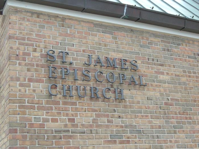 Saint James Episcopal Church Columbarium in Birmingham