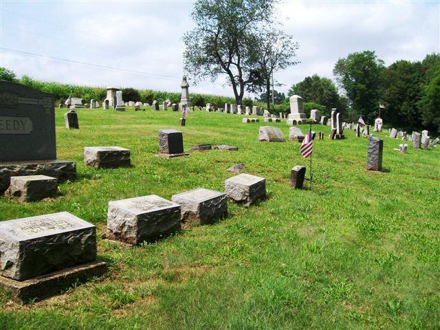 Bethany Methodist Church Cemetery