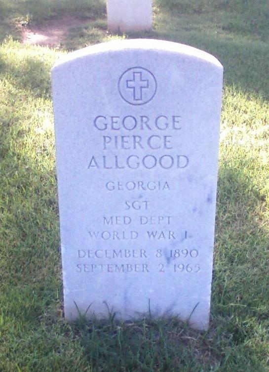 George Pierce Allgood