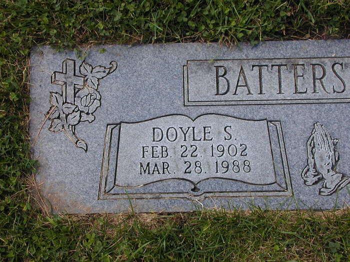 Doyle S. Battershell