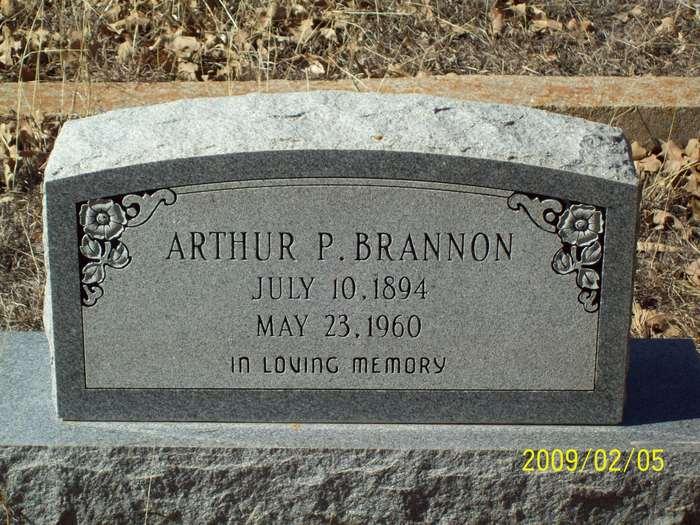 Arthur Patrick Brannon
