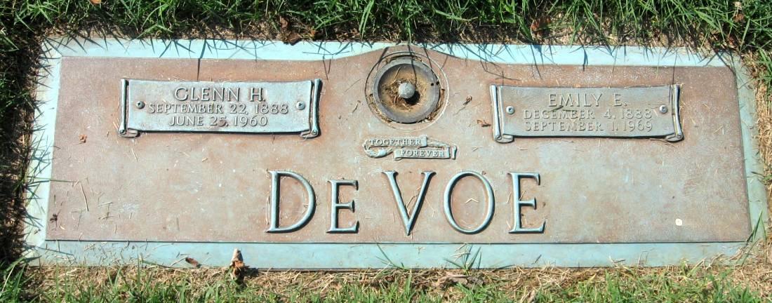 Glenn Harve Devoe