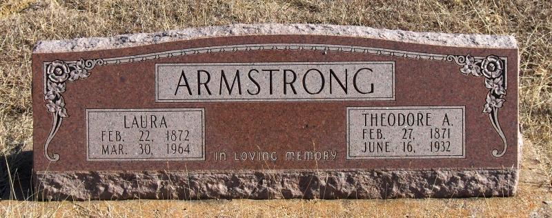 Laura <i>Peden</i> Armstrong