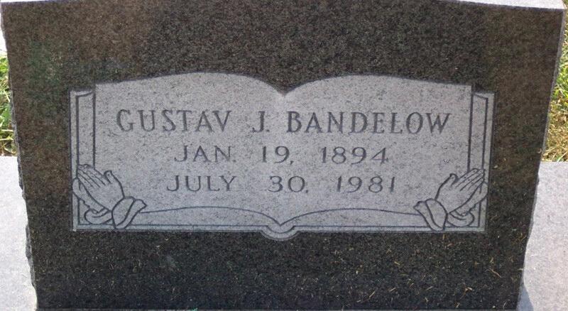 Gustav Johannes Ferdinand Bandelow