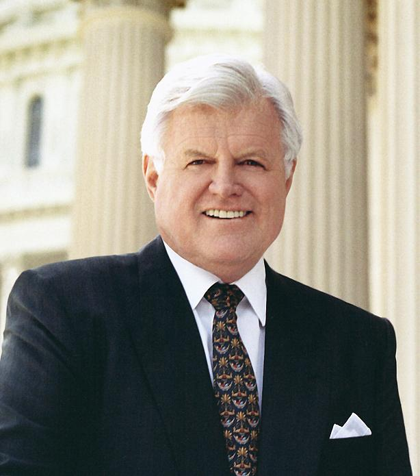 Edward Moore Ted Kennedy