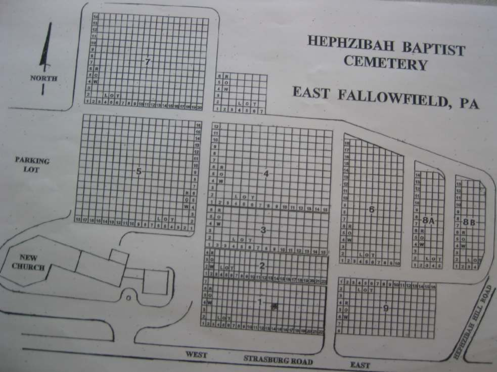 Hephzibah Baptist Church Cemetery