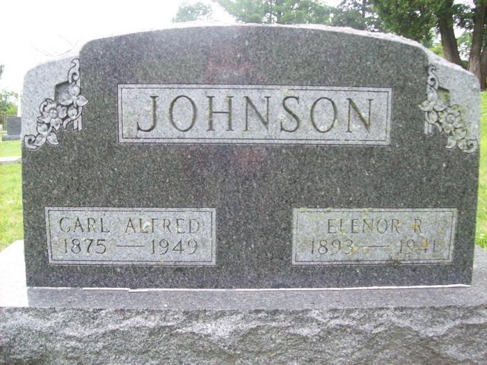 Elenor Regina Ella <i>Senn</i> Johnson