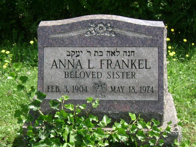 Anna L. Frankel