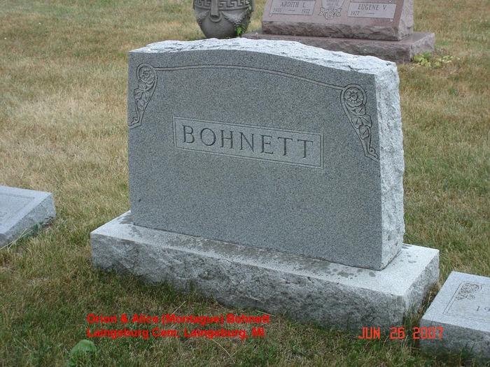 Orion Bohnett