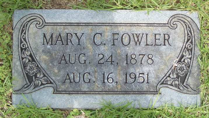 Mary Judith <i>Clements</i> Fowler