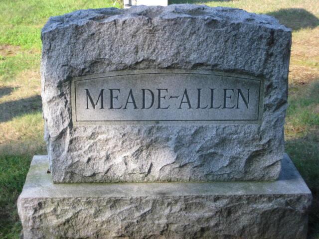 Etta <i>Meade</i> Allen