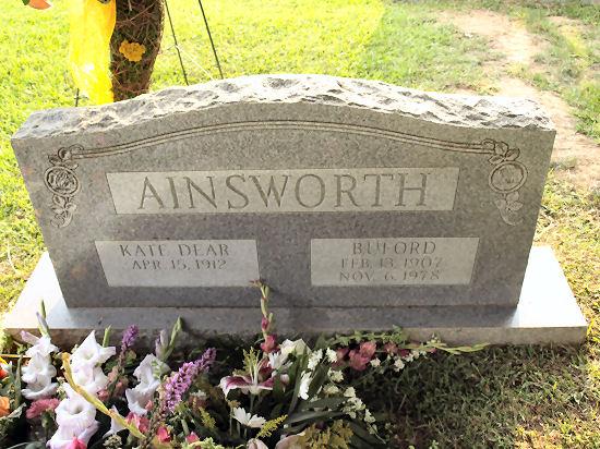 Buford Ainsworth